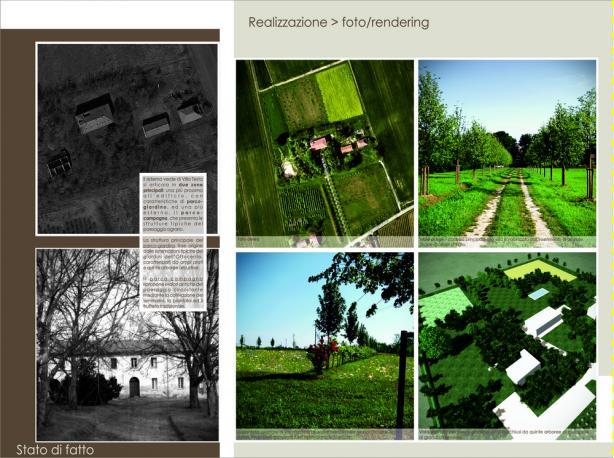 3_PROGETTO ESECUTIVO | Definizione degli elementi di progetto (vegetazione, irrigazione, arredi, illuminazione, ecc.)