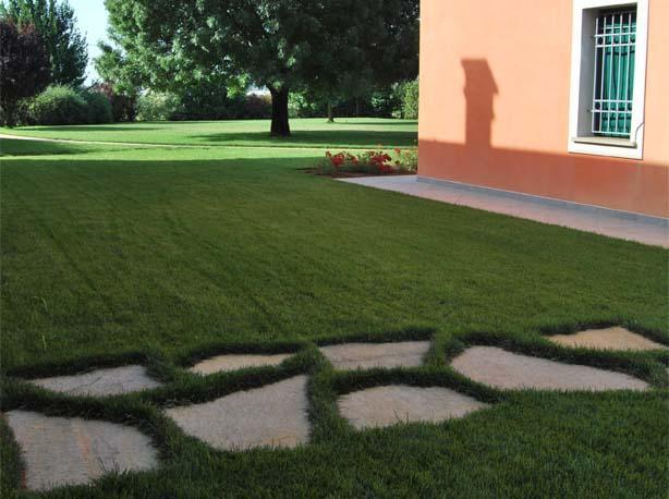 Giardino privato Ferrara