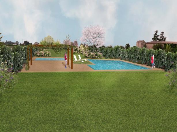 Giardino di campagna   Ravenna